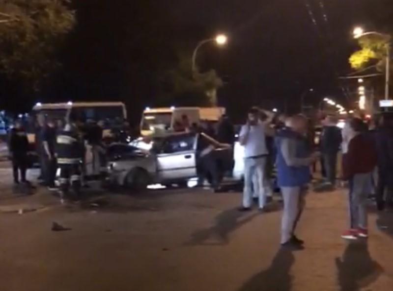 28-летняя пассажирка «Акцента» скончалась в больнице после ДТП на Морской