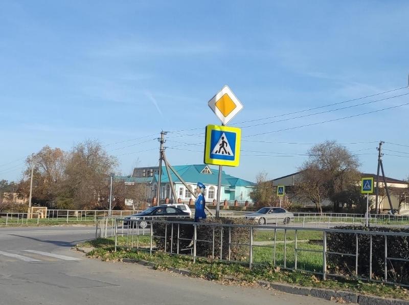 Картонные дети появились на дорогах Волгодонска
