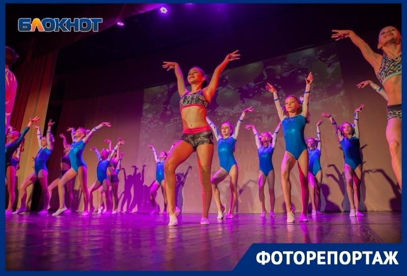 В Волгодонске отметили 50 лет развития спортивной гимнастики