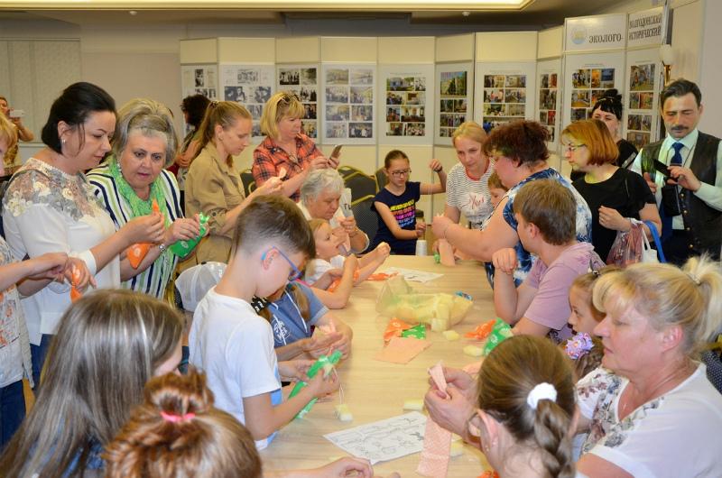 1400 волгодонцев приняли участие в акции «Ночь музеев — 2019»