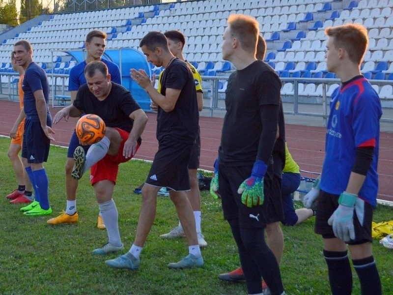 Стал известен новый соперник «Волгодонска-2019»