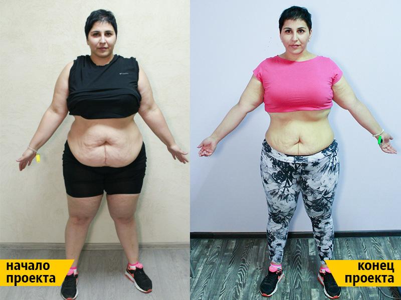У нее есть и сила, и воля: Учительница Тамара Карельская похудела на 20 кг