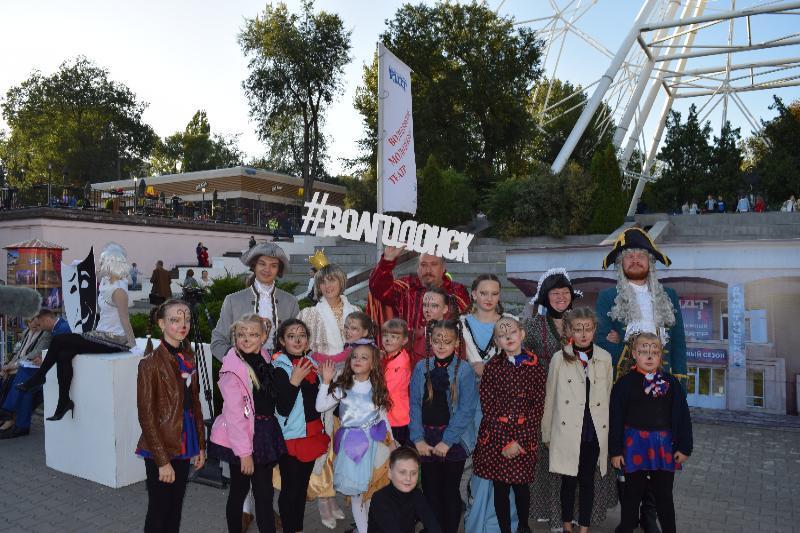 Актеры ВМДТ представили Волгодонск на Всероссийском театральном марафоне
