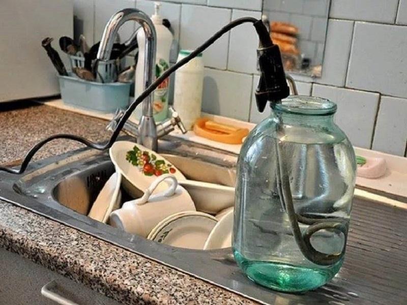 В Волгодонске пересчитают стоимость горячей воды на время отключения