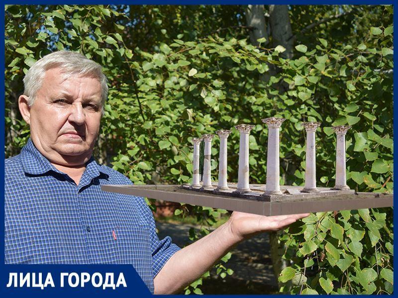 «Строители выкопали из-под Цимлянской ГЭС огромного слона»: краевед Анатолий Чалых
