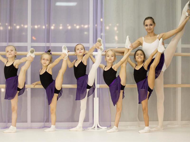 Каникулы интереснее вместе с балетом