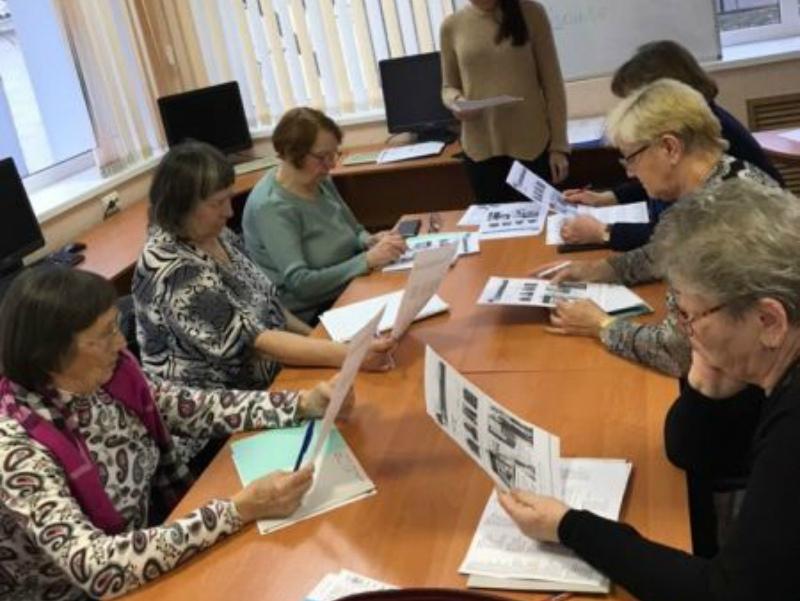 Пожилые граждане Волгодонска взялись изучать английский