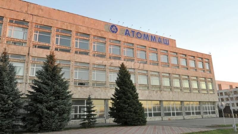 В Волгодонске загорелась крыша «Атоммаша»