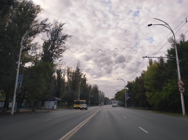 ГИБДД планирует ввести новые ограничения скорости на улице Морской