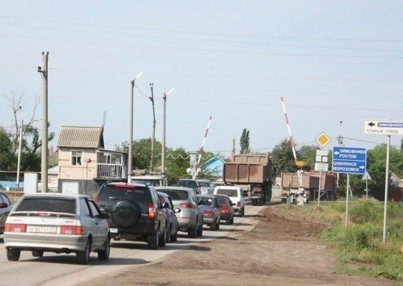 В Волгодонске попробуют предотвратить ДТП на железнодорожных переездах