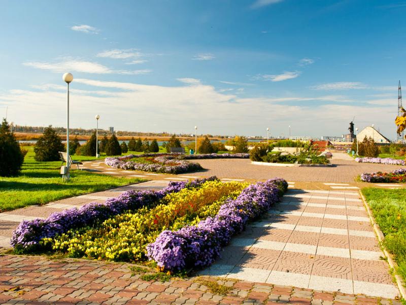 Лучшую городскую клумбу и ландшафтный дизайн выберут в Волгодонске
