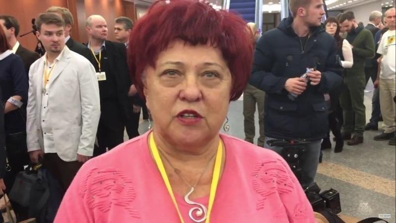 Волгодончанка Людмила Степанюк поделилась впечатлениями о пресс-конференции Владимира Путина в видео-интервью «Блокноту»