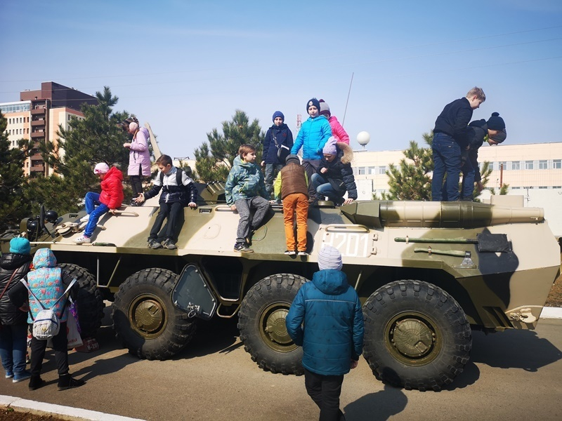 360 волгодонских школьников провели весенние каникулы в приходящих лагерях