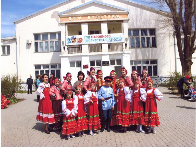 Юные волгодонцы успешно представили город на конкурсе казачьей песни
