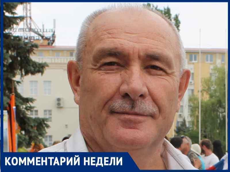 «Новые Правила благоустройства слабовыполнимы»: Владимир Шаповалов