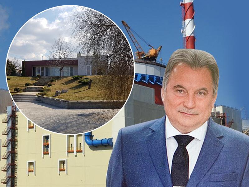 Ответственный за безопасность Ростовской АЭС Игорь Леоненко стал фигурантом дела о коррупции