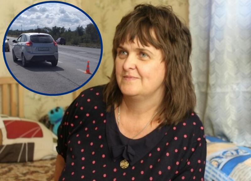 «У экс-полицейского, сбившего мою маму, не было прав»: волгодончанка о ДТП у хутора Лагутники
