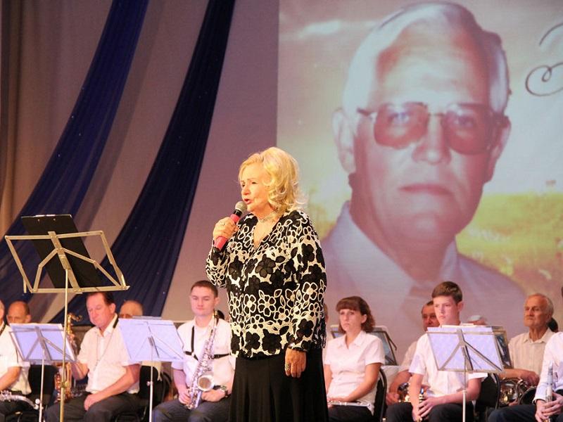 Городской духовой оркестр Волгодонска получил имя Юрия Шеина