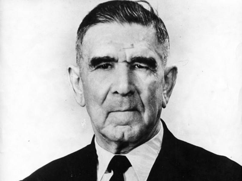 Ровно 47 лет назад первым почетным гражданином Волгодонска стал Николай Кадолин