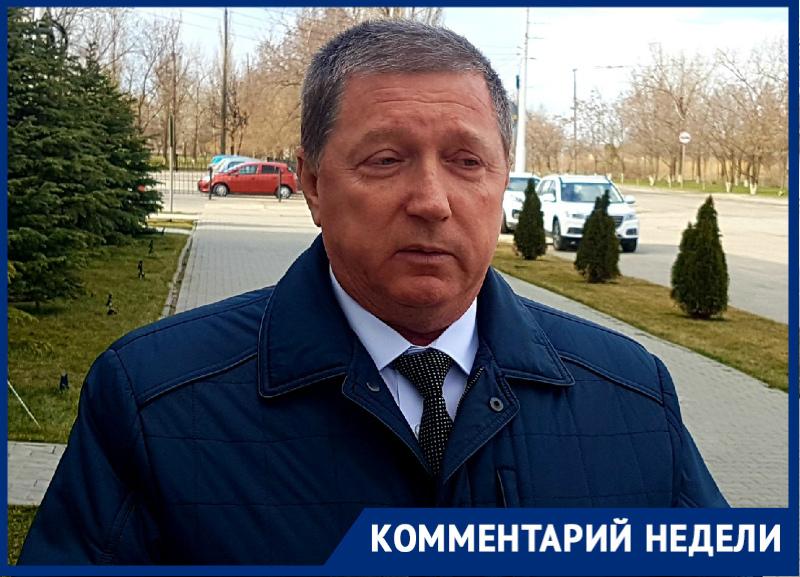 Ям на дорогах очень много, это факт, но мы будем с ними бороться,- Сергей Вислоушкин