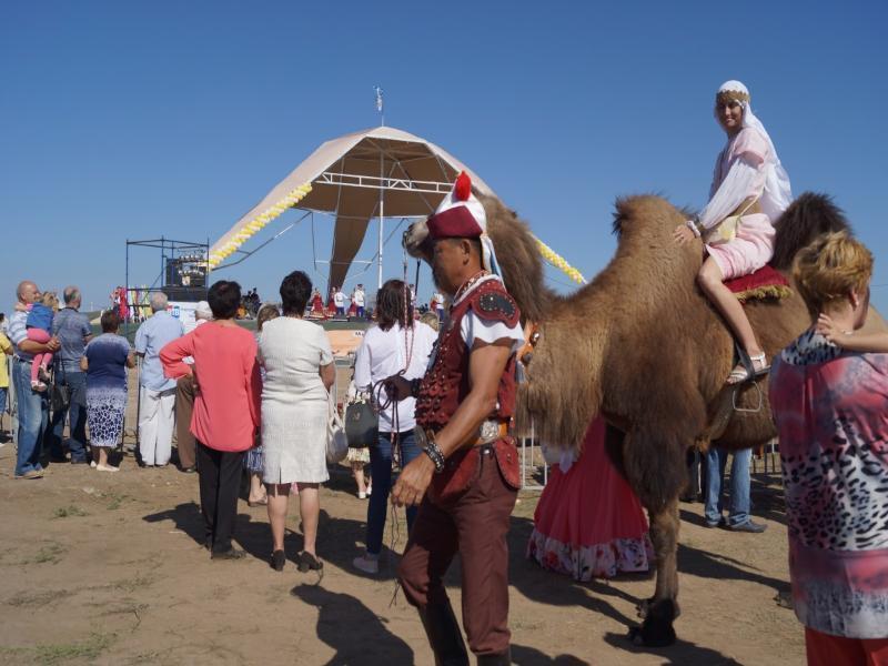 Стала известна дата проведения фестиваля «Великий Шелковый путь на Дону»