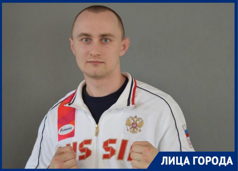 «Мы - спортсмены, как одна большая семья»: Данил Головчанский