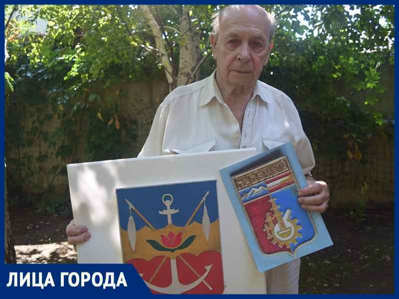 «Геральдикой заинтересовался еще в институте»: Виктор Николайчик