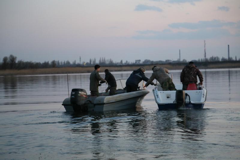 В Волгодонске начались рейды по излюбленным местам браконьеров