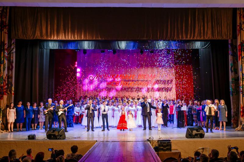 Незабываемые эмоции подарили волгодонцам воспитанники музыкальной школы им. С. В. Рахманинова