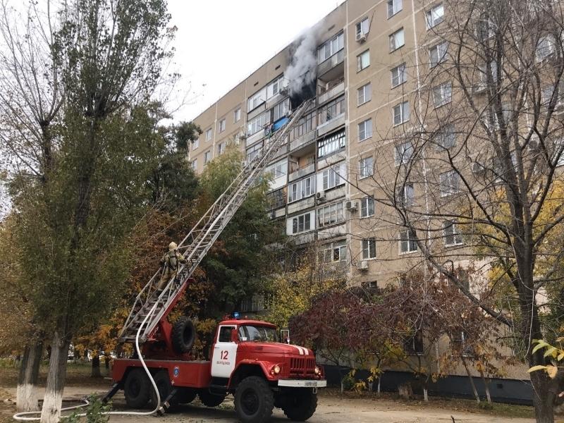 Квартира семьи с маленьким ребенком сгорела дотла в Волгодонске