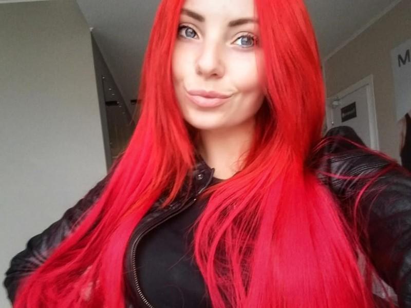 26-летняя Кристина Ковалева в конкурсе «Мисс Блокнот»
