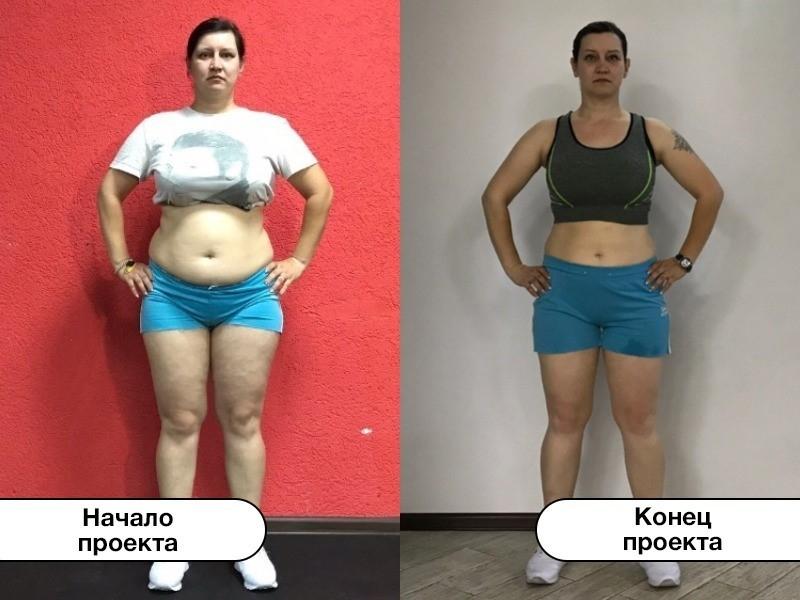 С удовольствием стала смотреть на себя в зеркало Марина Занозина, похудевшая на 9 килограмм