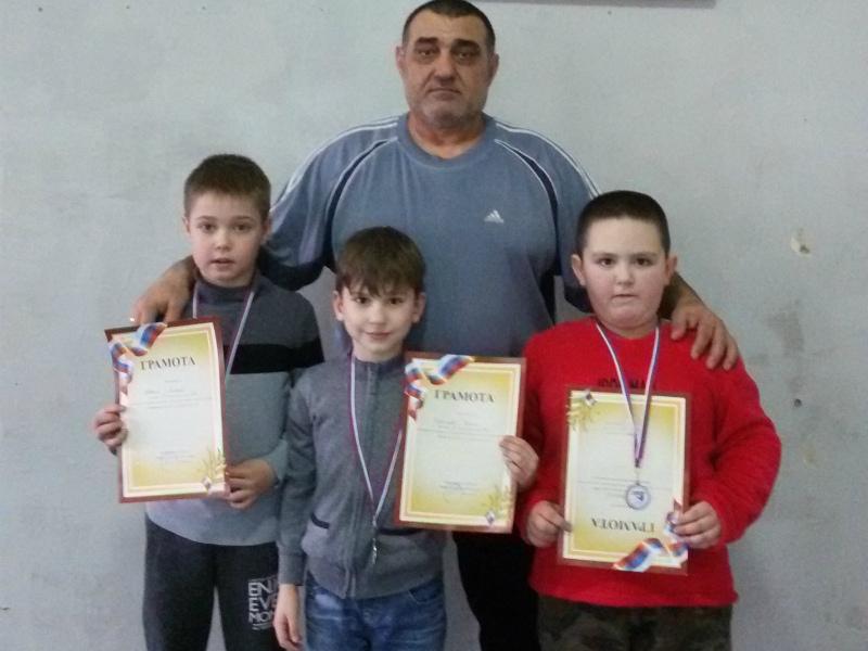 Спортсмены из Волгодонска стали победителями турнира по дзюдо в Донецке