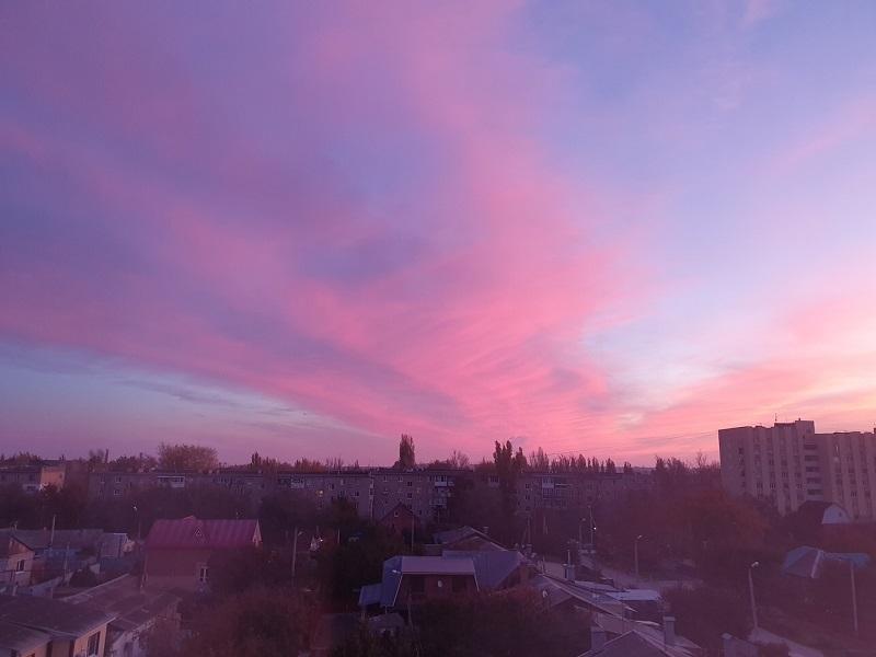 Утром – туман, днем – Солнце: о погоде на среду