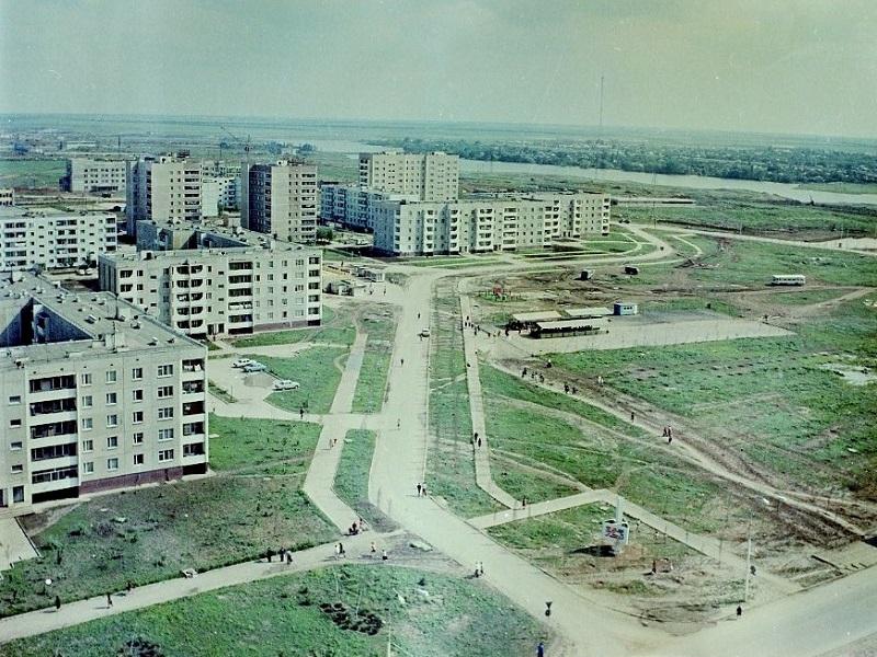 В-9 и В-У: почему микрорайоны в Волгодонске названы таким образом