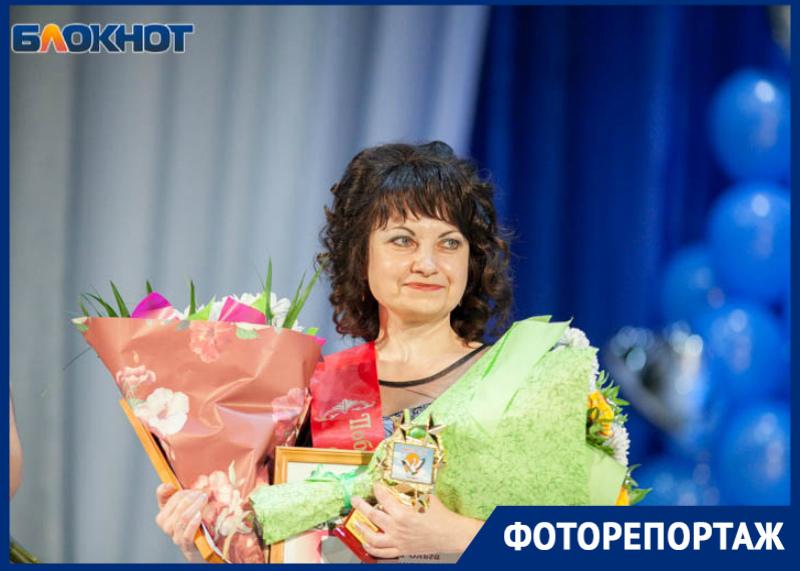 Учителем года стала Ольга Бокова из школы №21 города Волгодонска