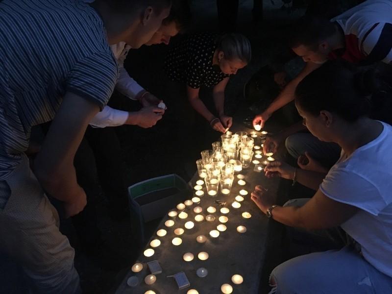 22 июня в 4 часа утра волгодонцы зажгут «Свечу памяти»