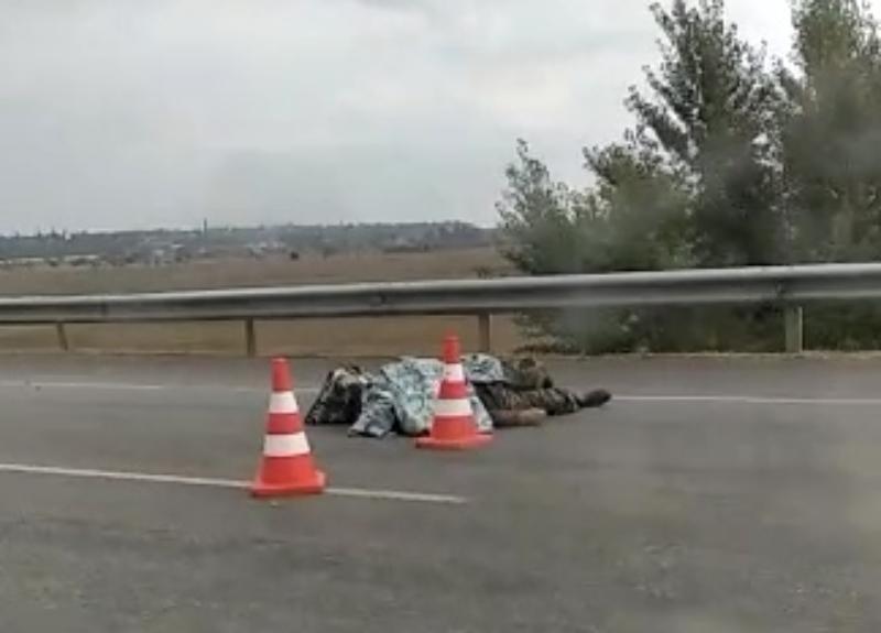 Велосипедиста сбили насмерть на автодороге Волгодонск-Цимлянск