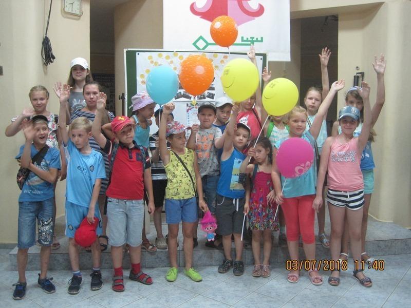 В Волгодонске открыта вторая смена лагерей с дневным пребыванием детей