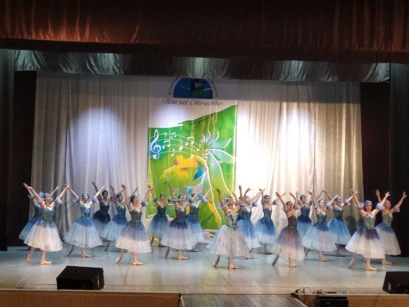 Воспитанники Центра детского творчества покорили членов жюри яркими выступлениями