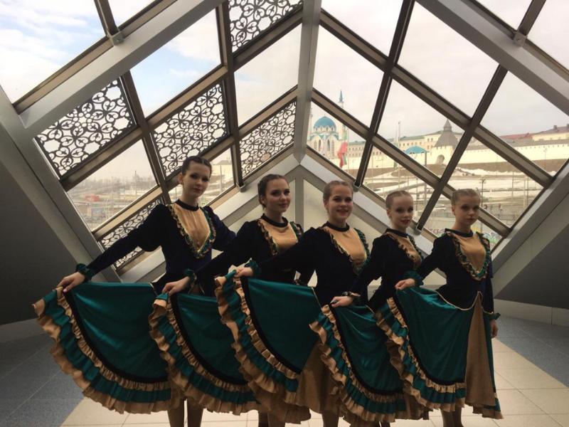 Россыпь наград с Международного конкурса привезли творческие коллективы из Волгодонска