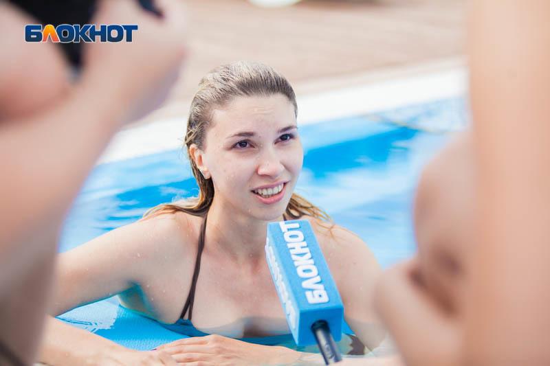 Скалолазка Снежана Успанова порвала всех на спортивном этапе «Мисс Блокнот»