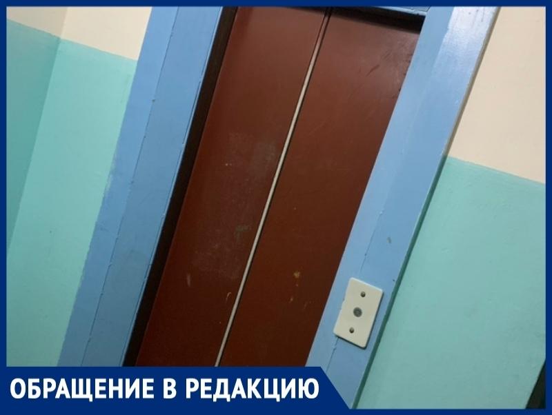 «Как в фильме ужасов»: лифт в доме на Гаражной вызывает ужас у волгодонцев