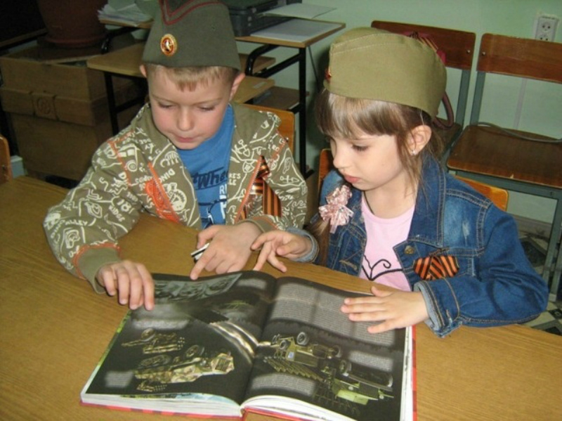 Волгодонск присоединился к всероссийской акции «Читаем детям о войне»