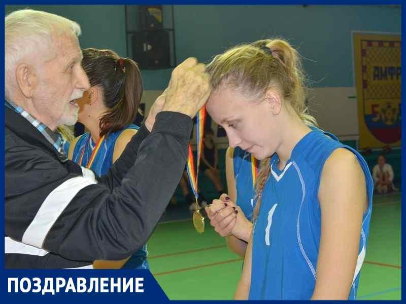 Знаменитому тренеру Валентину Салину исполнилось 90 лет