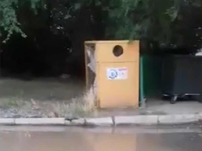 В Волгодонске за неделю трубы водопровода прорвались 41 раз