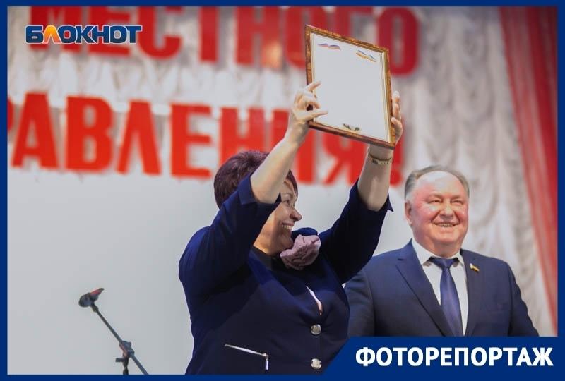 День местного самоуправления и 25-летие городской Думы отметили в Волгодонске