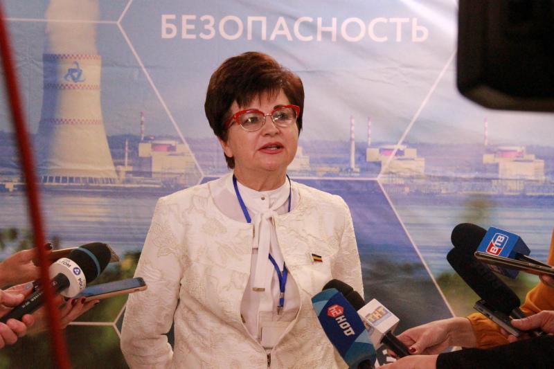 Валентина Руденко: «Должны быть разработаны особые программы финансирования Атомграда. Волгодонск этого заслуживает»
