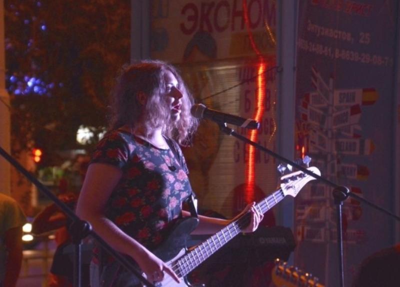 Молодежный рок-фестиваль пройдет в Волгодонске в День российского флага