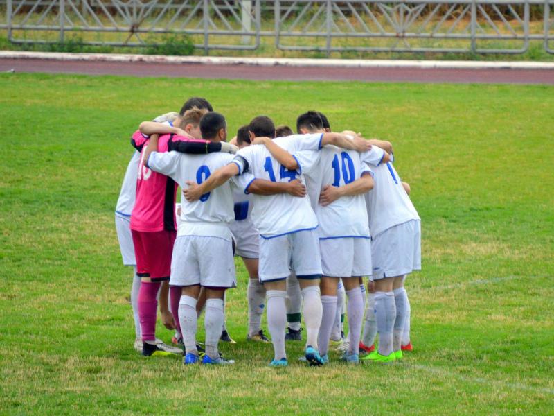 ФК «Волгодонск-2019» вырвался на первое место турнирной таблицы